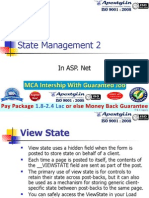 State Management in ASP.NET - Chapter 2