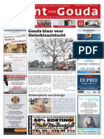De Krant Van Gouda, 13 November 2014