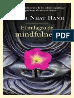28336 El Milagro de Mindfulness