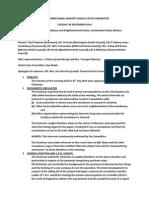 KIACC Minutes 2014-09-30