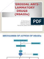Nonsteroidal Anti-Inflammatory Drugs