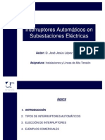 Interruptores Automáticos