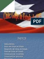 Chile y El Golpe Contra Allende 1973