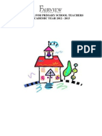fis pyp teachers handbook 2014-2015