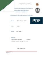 Informe de Laboratorio - Física 4.