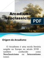 Arcadismo versao editada
