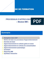 GF Processus d'Approvisionnement Vf1.0