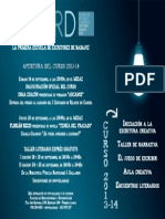 CURSO CELARD 2013-14