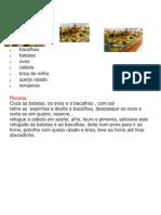 Bacalhau Com Broa 4
