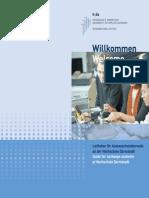 Hochschule Darmstadt = Exchange-Student_Info-Flyer