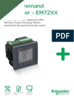 EM 72XX Demand Controller