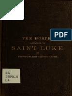 Gospel According t 1877 Lei g