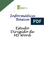 Estudo Word