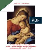 O Natal do Senhor é o Natal da Paz