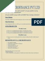 FLL Microfinance Group24