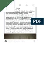 Publicacion Facebook - Daniel Desantolo