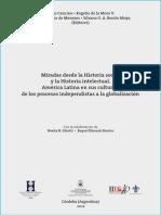 Miradas desde la Historia social y la Historia intelectual. América Latina en sus culturas