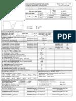 Aluminium WPS 5083