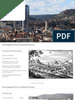 Planungsgeschichte und geltende Planung