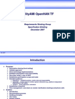 OpenHAN Specification Dec