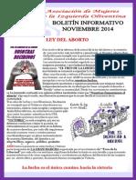 Informativo AMIO Noviembre 2014