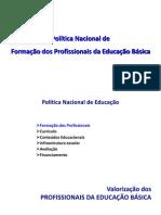 Pol Nac Form Profissionais Educ ANDIFES-COGRAD 13out2014