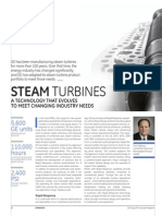 Steam Turbines a Technology
