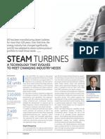 Steam Turbines a Technology