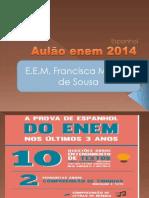 Aulão Enem 2014