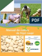 FREJOL CAUPI PIURA