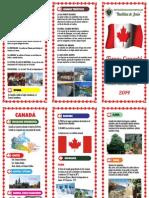 Triptico Canada