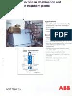 Turbofan Desalination ABB