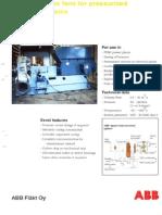 Turbofan Pressurised System ABB