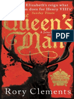 THE QUEEN'S MAN by Rory Clements (Excerpt)