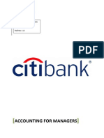 citi bank balance sheet analyses.docx