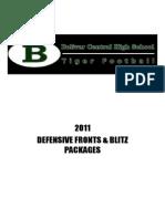 2011 Bolivar Tigers Defense