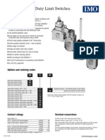 Limit Switches Fd Fp Fl