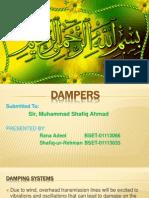 damper-