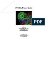 Pymol User Manual