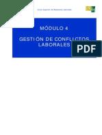 Mód 4 - Gestión de los conflictos laborales.pdf