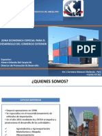 Álvaro Del Carpio Presentación Congreso de Comercio Exterior 2012