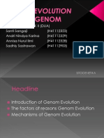 Genom Evolution