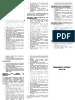 Reglamento Interno en Bpm Plegable