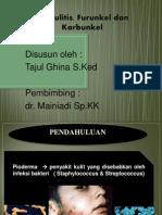 Folikulitis, Furunkel Dan Karbunkel