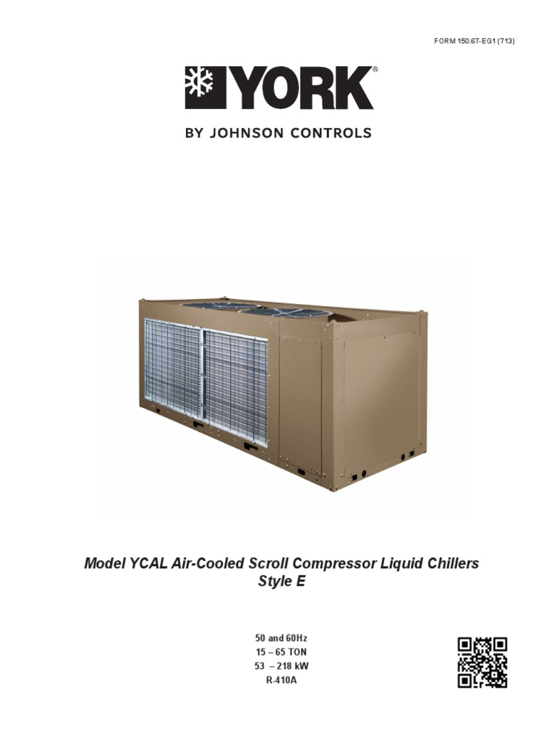 Especificaciones Chiller Heat Exchanger Electrical Wiring York Air  Conditioner Wiring Diagram York Ycal Chiller Wiring Diagram