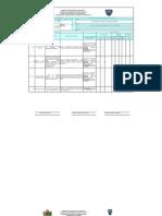 Planificacion Trayecto Inicial. II Cohorte