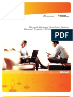 Microsoft Dynamics Ax WSS Whitepaper
