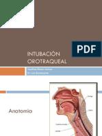 intubacion