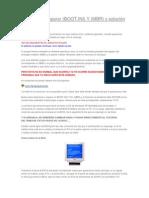 Falta Ntldr Reparar (BOOT.ini) Y (MBR) y Solución a Falta Ntldr