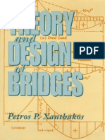 Theory and Design of Bridges by Petros P Xanthakos